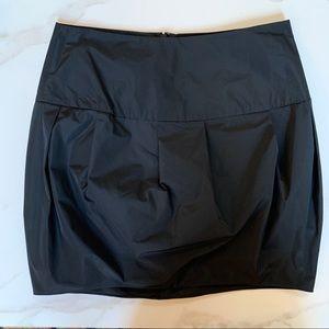Kenneth Cole Black Mini Skirt - Bubble Skirt